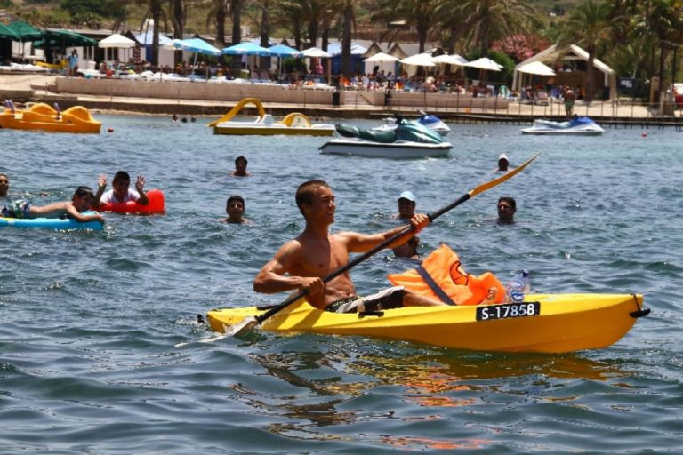 Rent a Kayak or Canoe in malta