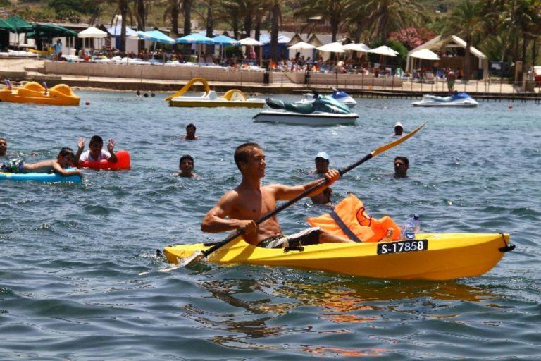 Rent a Kayak or Canoe in malta