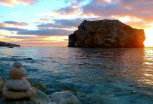 Ferry trip to Blue Lagoon and Around Comino