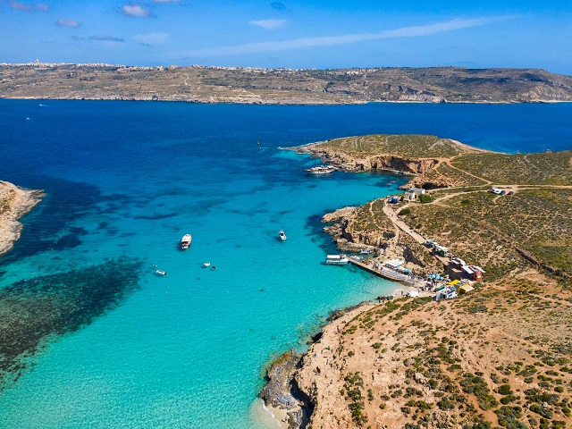 Trips to comino