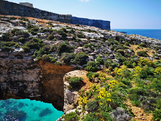 Malta Comino Views