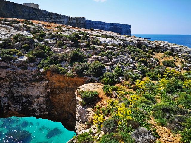 Malta Comino Views