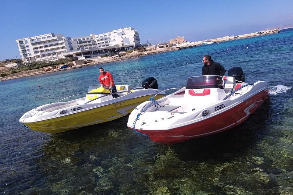 hire boat malta