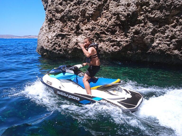 JetSki Safari Malta